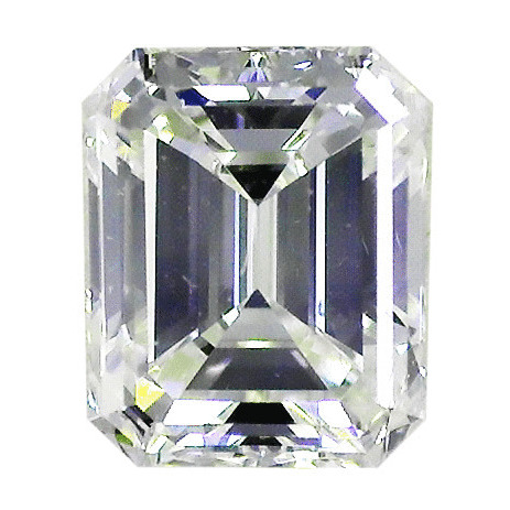 1.01 Carat Emerald Loose Diamond, G, VS1, Excellent, GIA Certified