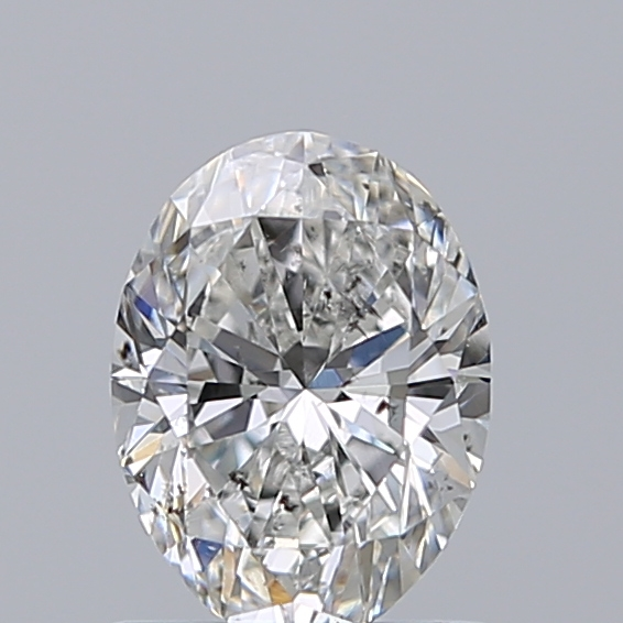 1.00 Carat Oval Loose Diamond, F, SI2, Excellent, GIA Certified