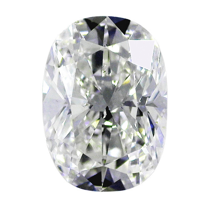 1.81 Carat Oval Loose Diamond, G, SI2, Excellent, GIA Certified