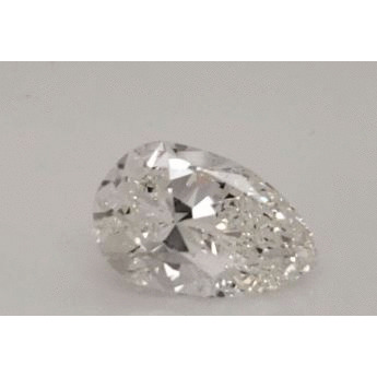 4.47 Carat Pear Loose Diamond, H, VS1, Excellent, GIA Certified
