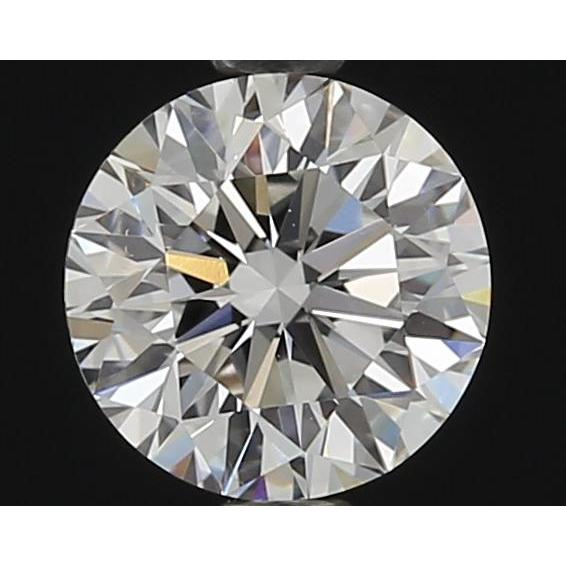 0.92 Carat Round Loose Diamond, G, VS2, Ideal, GIA Certified