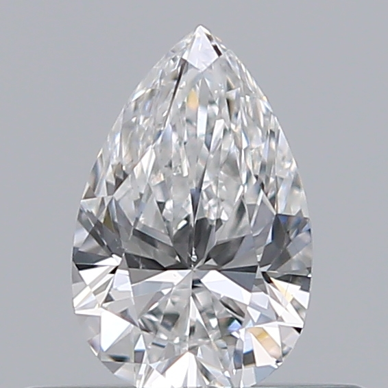 0.31 Carat Pear Loose Diamond, E, SI1, Super Ideal, GIA Certified