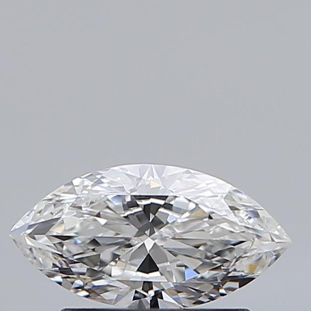 0.49 Carat Marquise Loose Diamond, E, VVS1, Super Ideal, GIA Certified