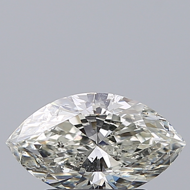 0.97 Carat Marquise Loose Diamond, J, SI2, Ideal, GIA Certified
