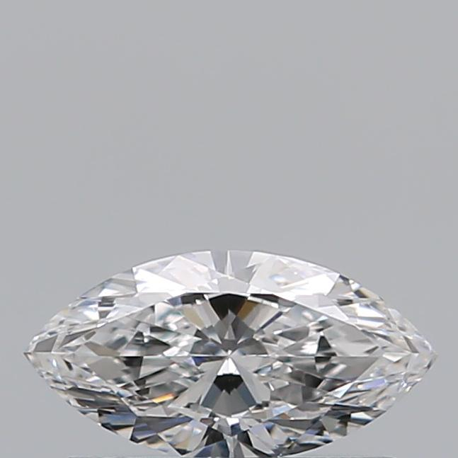 0.30 Carat Marquise Loose Diamond, D, VS1, Super Ideal, GIA Certified