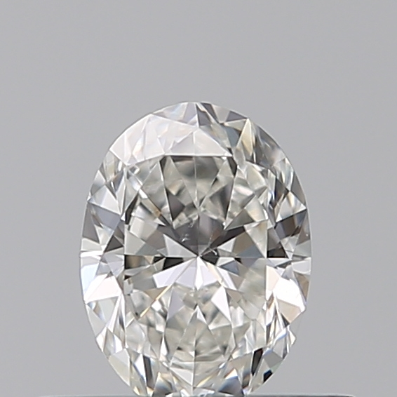 0.31 Carat Oval Loose Diamond, G, SI1, Super Ideal, GIA Certified