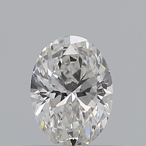 0.30 Carat Oval Loose Diamond, F, SI1, Ideal, GIA Certified