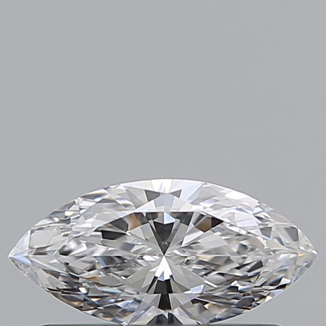 0.32 Carat Marquise Loose Diamond, D, VS1, Super Ideal, GIA Certified