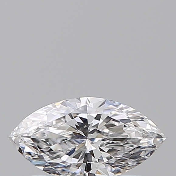 0.40 Carat Marquise Loose Diamond, D, SI1, Ideal, GIA Certified