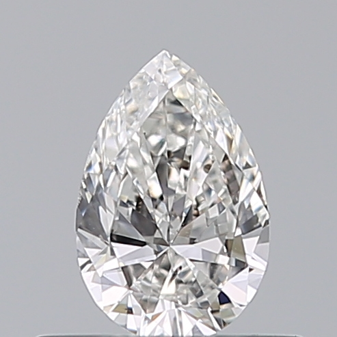 0.33 Carat Pear Loose Diamond, F, SI1, Excellent, GIA Certified