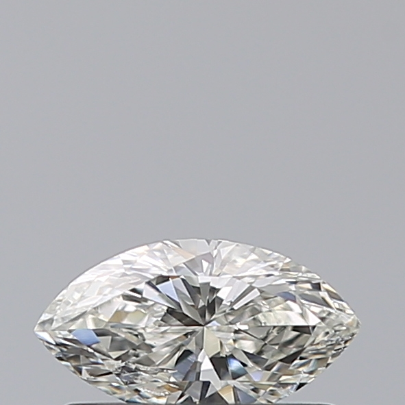 0.32 Carat Marquise Loose Diamond, I, SI2, Excellent, GIA Certified