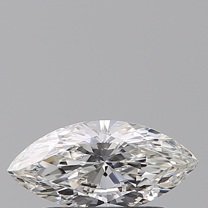 0.41 Carat Marquise Loose Diamond, G, VS1, Ideal, GIA Certified