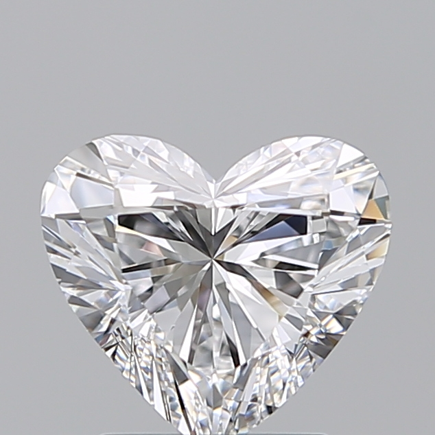 1.61 Carat Heart Loose Diamond, D, IF, Super Ideal, GIA Certified