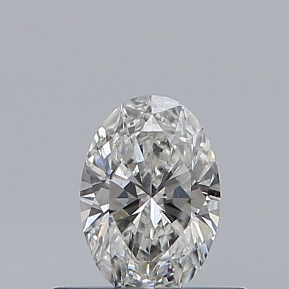 0.35 Carat Oval Loose Diamond, G, SI1, Ideal, GIA Certified