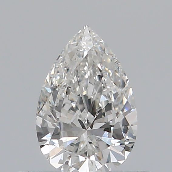 0.32 Carat Pear Loose Diamond, G, SI1, Excellent, GIA Certified