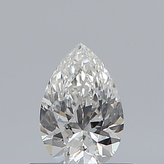 0.41 Carat Pear Loose Diamond, G, VVS1, Ideal, GIA Certified