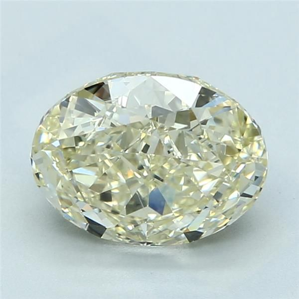 2.75 Carat Oval Loose Diamond, FLY FLY, VVS1, Ideal, GIA Certified