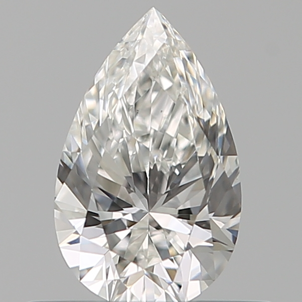 0.40 Carat Pear Loose Diamond, G, VS1, Super Ideal, GIA Certified