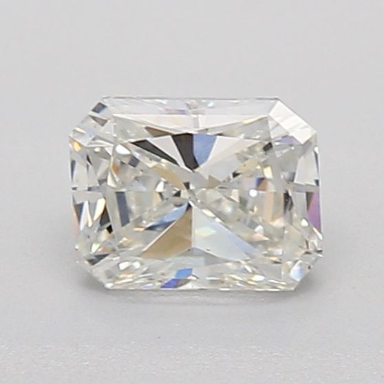 0.80 Carat Radiant Loose Diamond, H, SI1, Excellent, GIA Certified