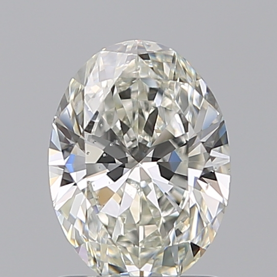 1.20 Carat Oval Loose Diamond, I, SI2, Super Ideal, GIA Certified | Thumbnail