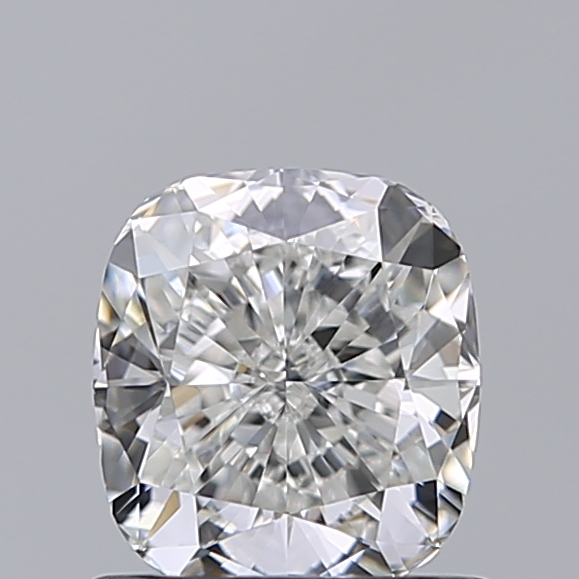 1.00 Carat Cushion Loose Diamond, G, VVS2, Ideal, GIA Certified