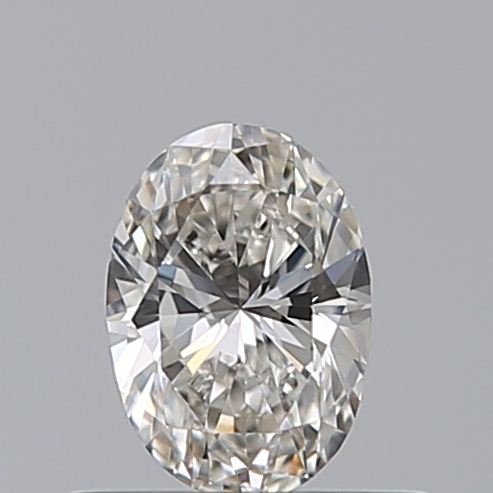 0.40 Carat Oval Loose Diamond, G, VVS2, Very Good, GIA Certified