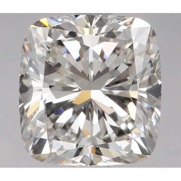 1.60 Carat Cushion Loose Diamond, G, VVS2, Ideal, GIA Certified