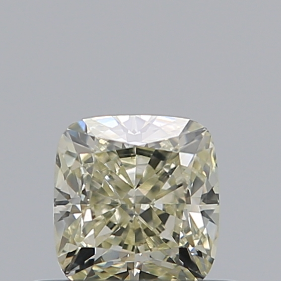 0.51 Carat Cushion Loose Diamond, O-P, VS2, Excellent, GIA Certified | Thumbnail