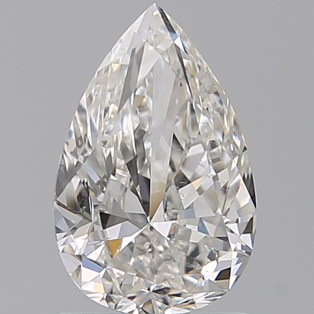 1.20 Carat Pear Loose Diamond, H, SI2, Excellent, GIA Certified