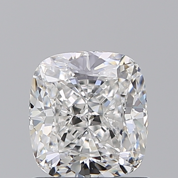 1.00 Carat Cushion Loose Diamond, F, VS2, Super Ideal, GIA Certified