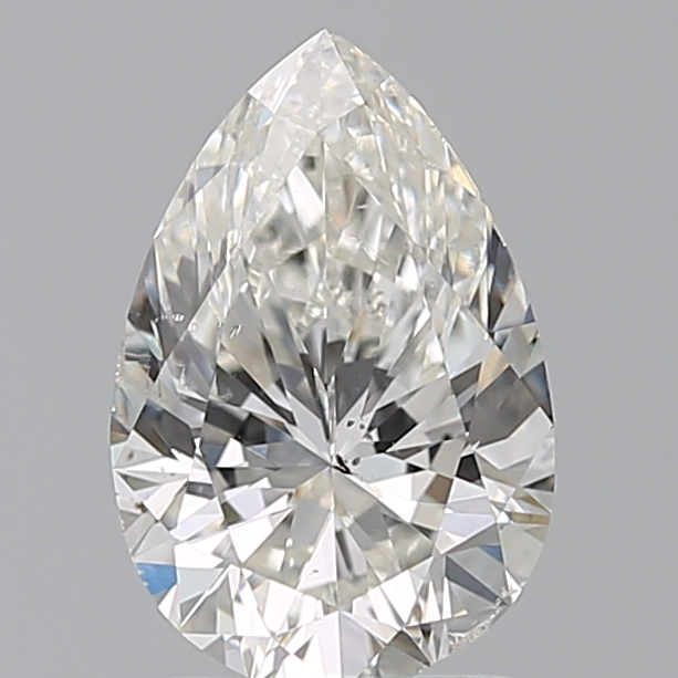 1.50 Carat Pear Loose Diamond, G, SI2, Super Ideal, GIA Certified