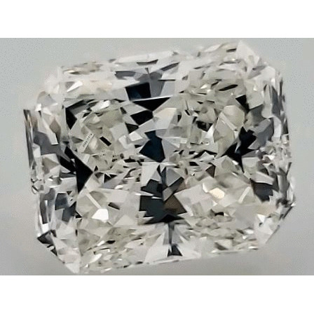 3.04 Carat Radiant Loose Diamond, I, VVS1, Ideal, GIA Certified