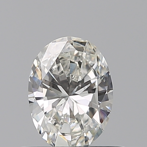 0.40 Carat Oval Loose Diamond, G, VVS1, Excellent, GIA Certified