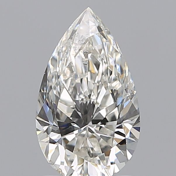 1.20 Carat Pear Loose Diamond, H, SI1, Ideal, GIA Certified