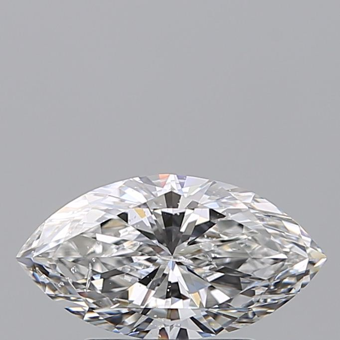 1.00 Carat Marquise Loose Diamond, D, SI2, Super Ideal, GIA Certified
