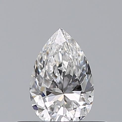 0.36 Carat Pear Loose Diamond, E, SI2, Excellent, GIA Certified