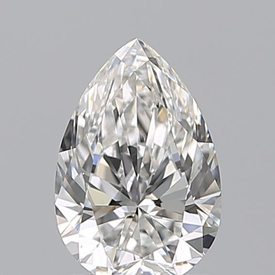 1.00 Carat Pear Loose Diamond, F, VS2, Super Ideal, GIA Certified | Thumbnail