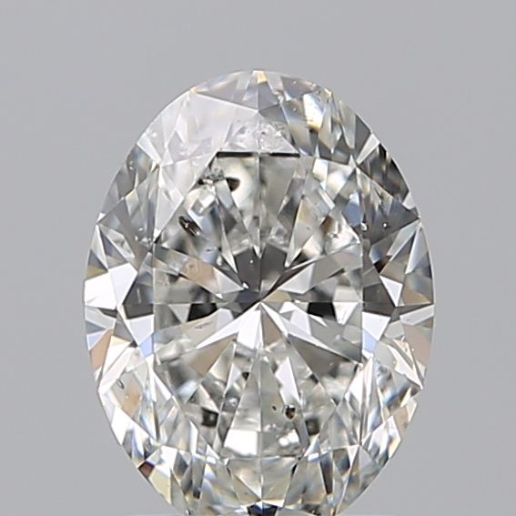 1.29 Carat Oval Loose Diamond, F, SI2, Ideal, GIA Certified | Thumbnail