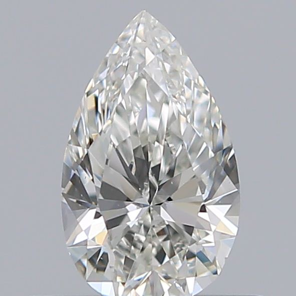 0.40 Carat Pear Loose Diamond, I, VS1, Ideal, GIA Certified