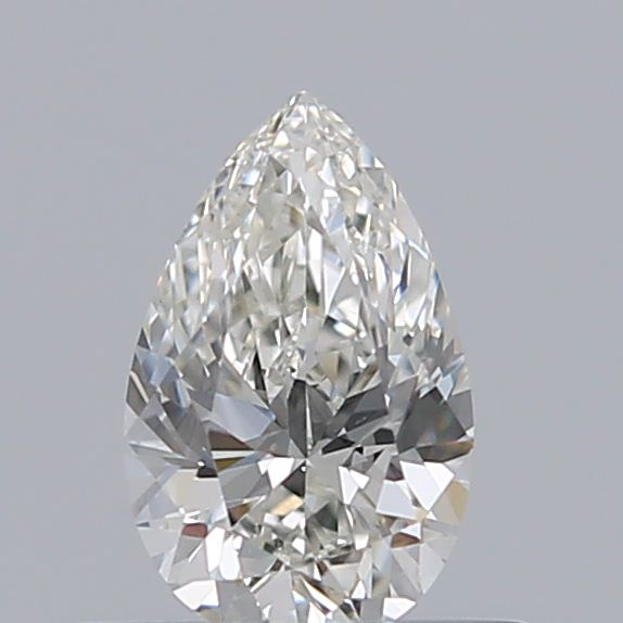 0.40 Carat Pear Loose Diamond, I, VS1, Excellent, GIA Certified