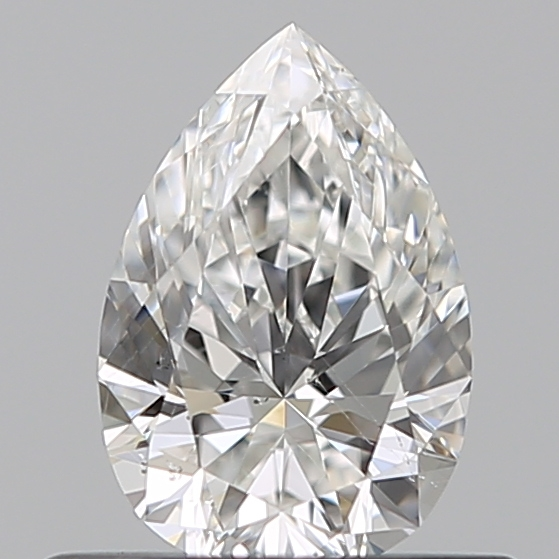 0.41 Carat Pear Loose Diamond, G, SI1, Ideal, GIA Certified