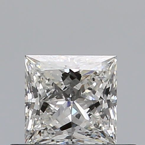 0.34 Carat Princess Loose Diamond, H, VS2, Ideal, GIA Certified