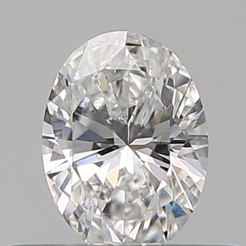 0.30 Carat Oval Loose Diamond, D, SI1, Excellent, GIA Certified