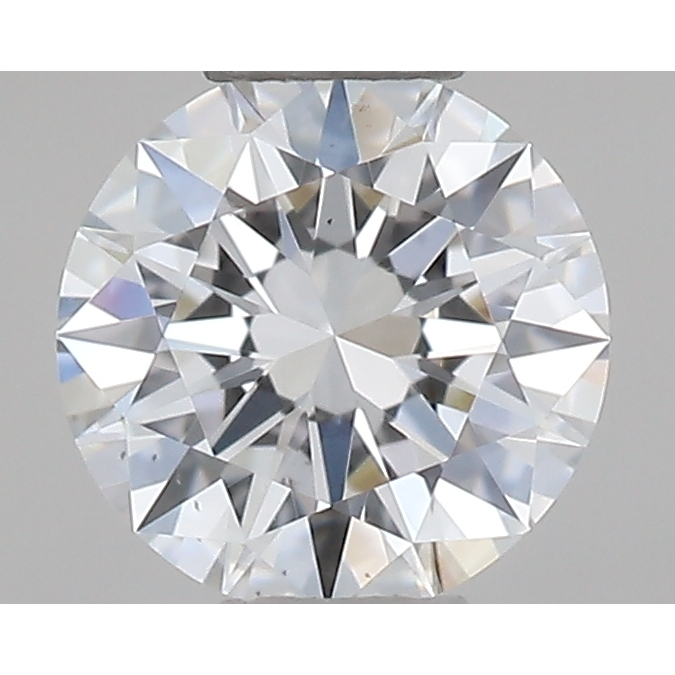 0.30 Carat Round Loose Diamond, D, VS2, Excellent, GIA Certified