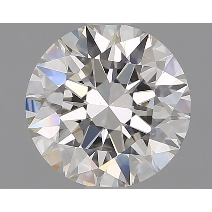 1.30 Carat Round Loose Diamond, I, VS1, Super Ideal, GIA Certified
