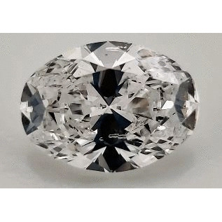 1.81 Carat Oval Loose Diamond, E, SI1, Super Ideal, GIA Certified