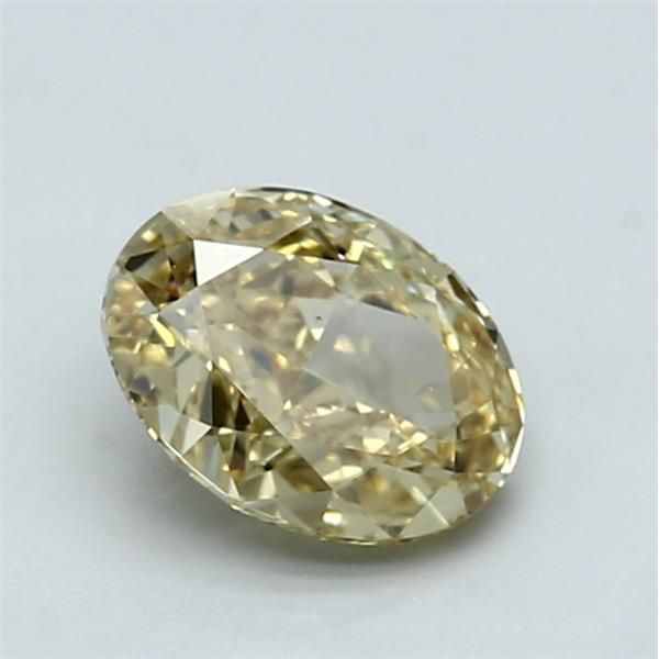 0.94 Carat Oval Loose Diamond, FBY FBY, VS2, Ideal, GIA Certified