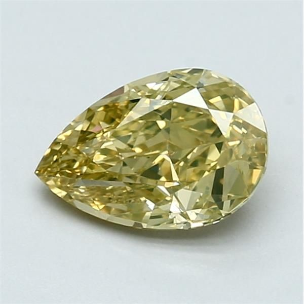 1.03 Carat Pear Loose Diamond, FBGY FBGY, VVS1, Super Ideal, GIA Certified