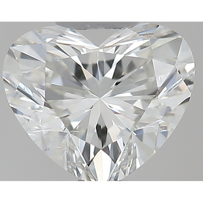 0.30 Carat Heart Loose Diamond, H, SI1, Super Ideal, GIA Certified