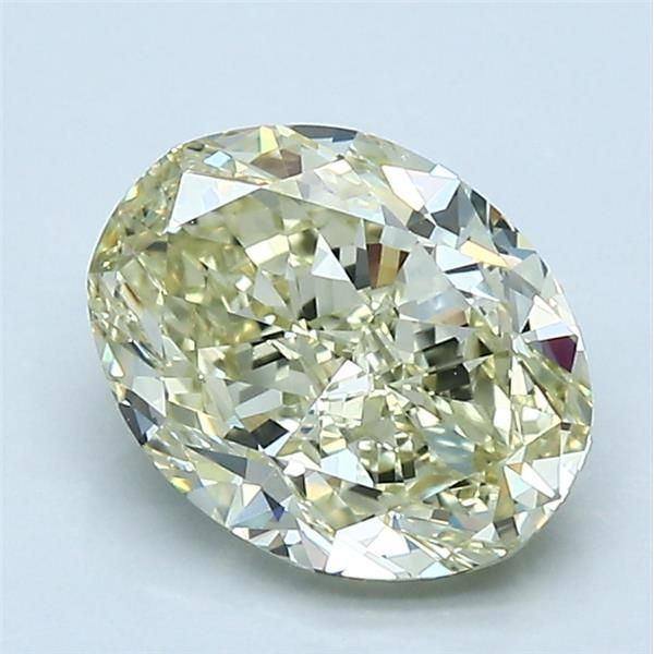 2.02 Carat Oval Loose Diamond, FLY FLY, VVS1, Ideal, GIA Certified